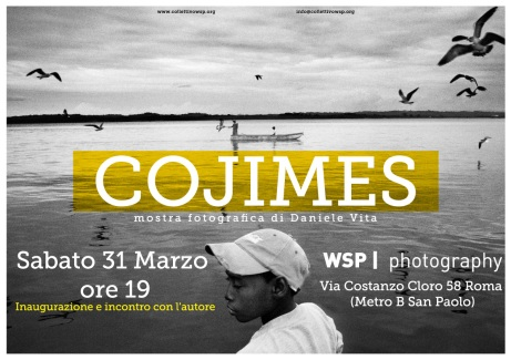 Daniele Vita Mostra Fotografica Cojimes