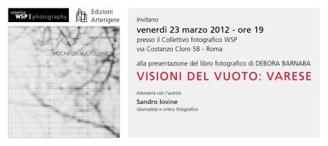 Visioni del Vuoto: Varese @ WSP Photography