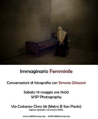 Conversazioni di fotografia con Simona Ghizzoni