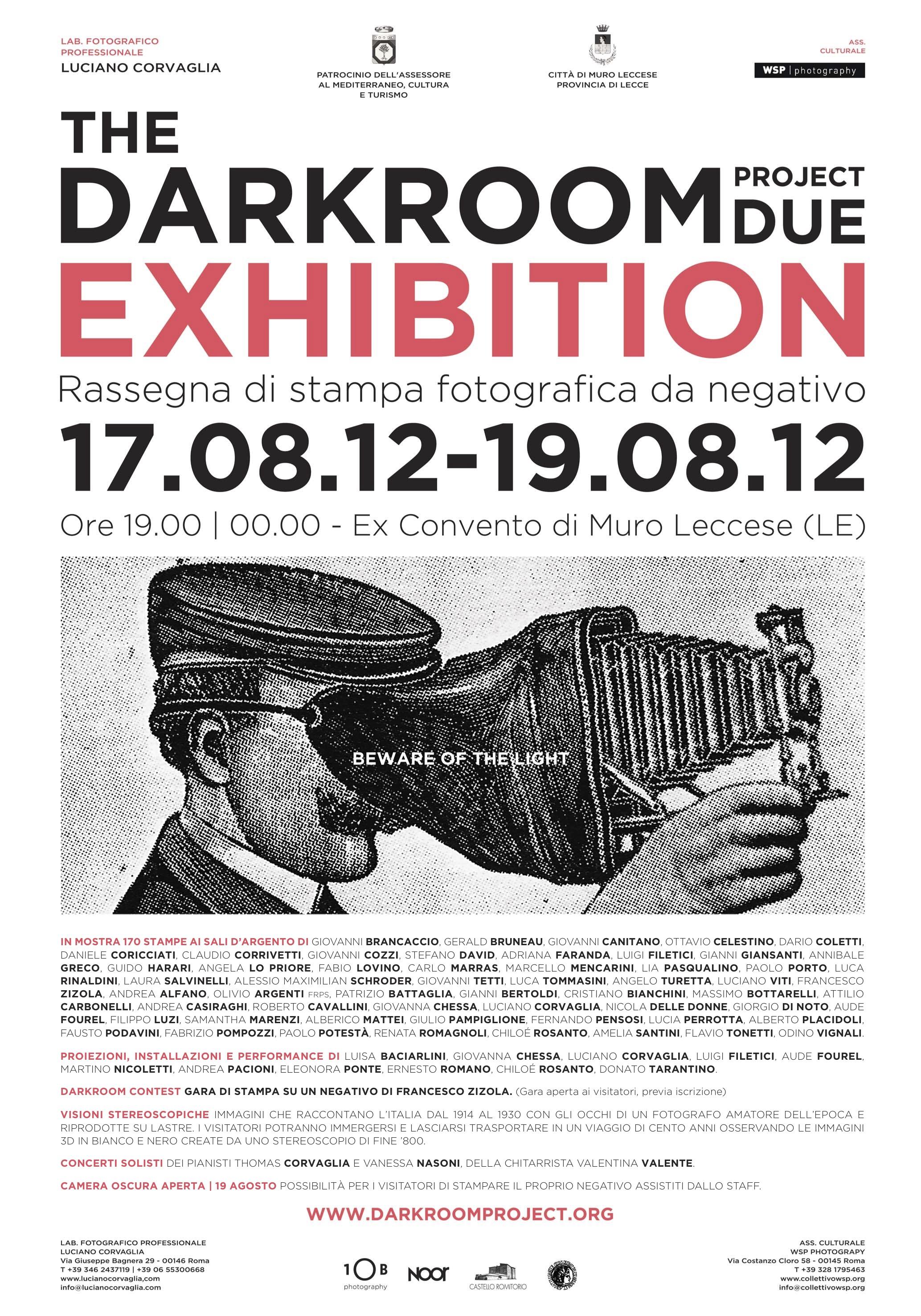 The Darkroom Project 2
