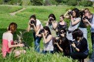 Uscite fotografiche durante i corsi di fotografia