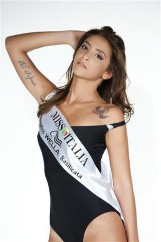 Giovanna Di Verniere Miss Italia 2012