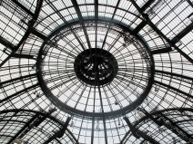 Padiglione del Grand Palais, sede del Paris Photo