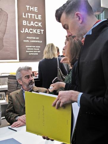 Peter Freser Booksigning