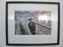 Una delle stampe della serie degli Zingari di Koudelka