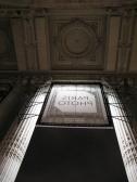 L'uscita del Grand Palais