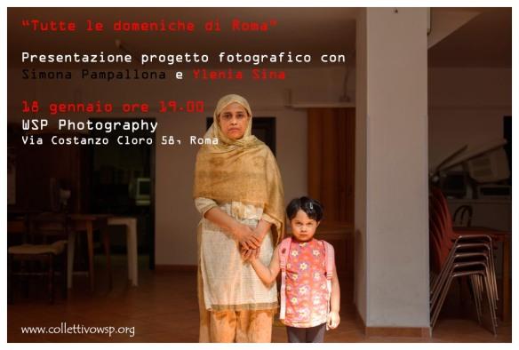 tutte le domeniche di roma