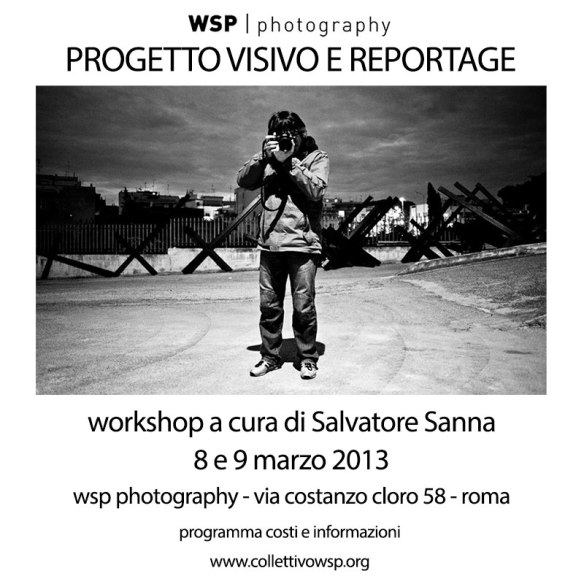 Progetto Visivo e Reportage