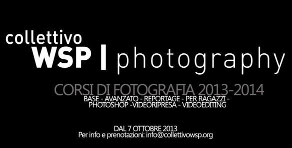 corsi di fotografia 2014 roma,