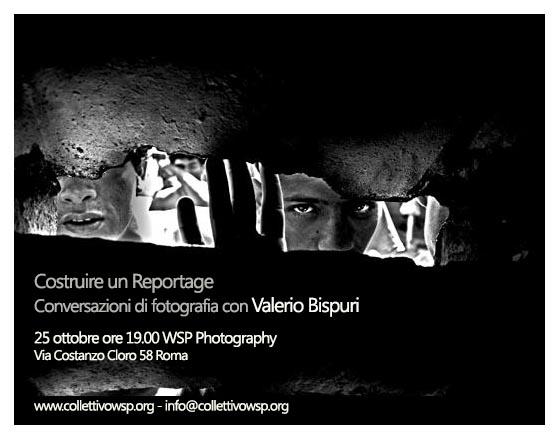 Conversazioni di fotografia con Valerio Bispuri