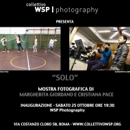 Mostra fotografica SOLO