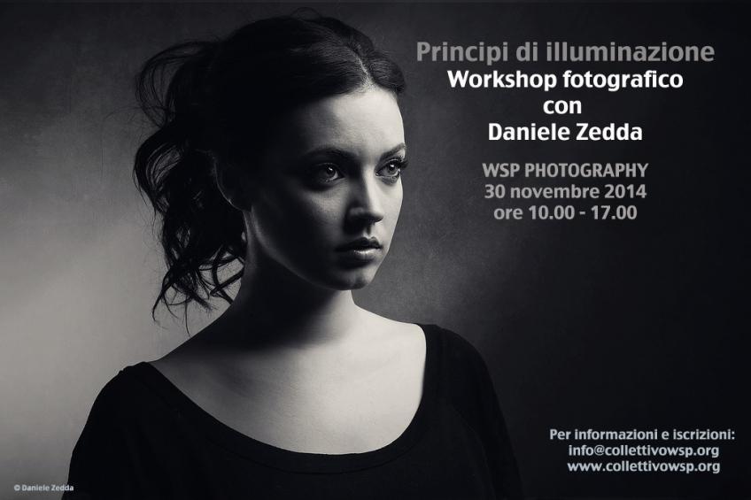 Principi di illuminazione - workshop wsp photography