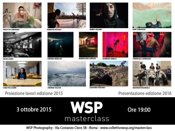 Presentazione Masterclass