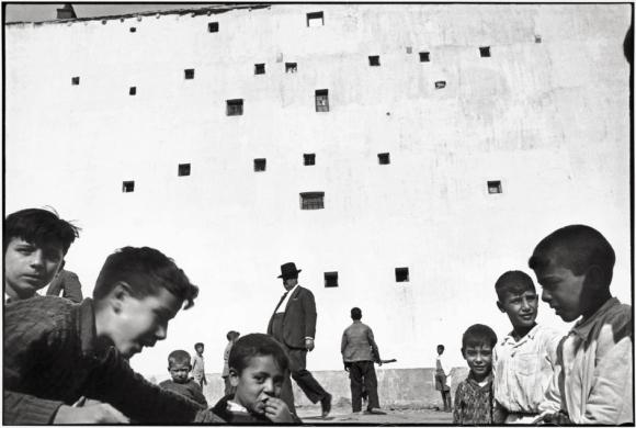 © Henri Cartier Bresson